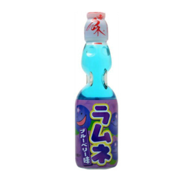 Ramune drink Blueberry
