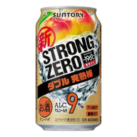 -196℃ STRONG ZERO Double Plum 9% 350ml