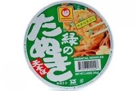 Toyo Suisan  Maruchan Midori No Tanuki Tensoba Noodles 99g