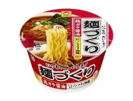 Toyo Suisan  Maruchan Menzukuri Chicken soy sauce ramen 97g