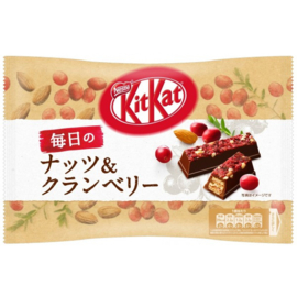 Kit Kat Rich Everyday Nuts & Cranberry