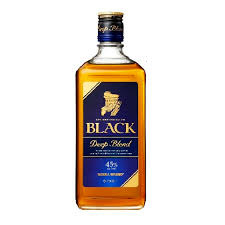 Nikka Black Deep Blend Whisky 45% 700ml