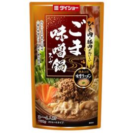 Daisho Gomamiso Nabe Soup 750g