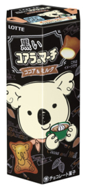 Lotte koala no march black 48g