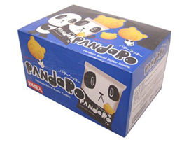 Pandaro butter cookies 24pcs