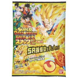 Dragon Ball Heroes Snack 2 Cheese
