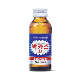Bacchus D Korean Energy drink 100ml