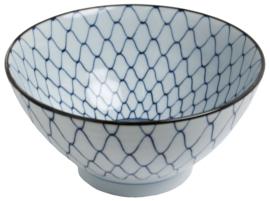 Iron blue Japan Visnet  Ø18 cm | H9 cm
