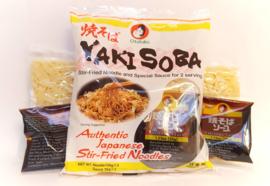 Otafuku Yaki Spba witch special sauce (2 porties)
