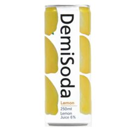 Demi Soda Lemon 250ml
