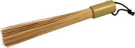 Wokborstel Bamboe 27 cm