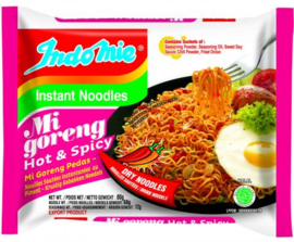 Indomie Mi Goreng Hot & Spicy
