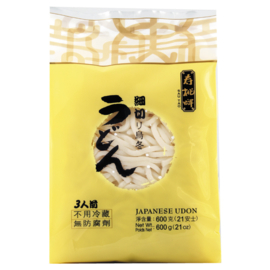 Japanese Udon Noodles freshly (3 portions)