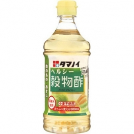 TAMANOI Kokumotsu Healthy Grain Vinegar 500ml