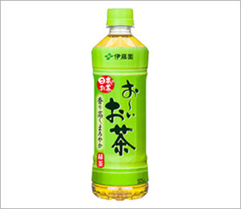 Oi Ocha Ryokucha green tea 525ml