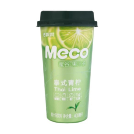 Meco Fruit Tea - Thai Lime Flavour 400ml