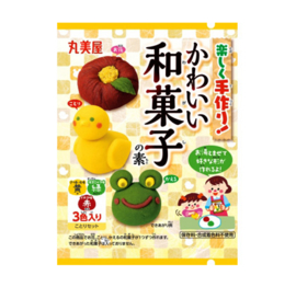 "DIY Wagashi Kit ""Bird & Frog"""
