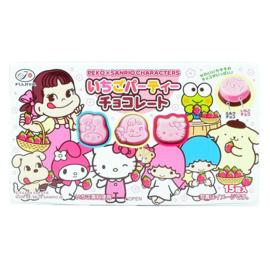 Fujiya Milky Peko X Sanrio Chocolates