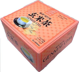 New Family One Cup Genmai Cha Green Tea Bag (Roasted Rice)
