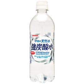 Sangaria Iga No Tennen-Sui Strong Sparkling Water 500ml