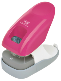 PLUS Staple Stapler - pink
