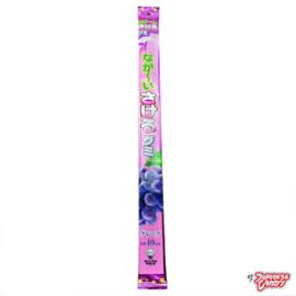 Nagai sakeru gummy long grape