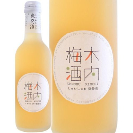 Kiuchi Umeshu Plum Wine 300ml