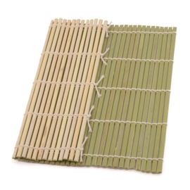 Sushi Mat Prefessional Bamboo 24x24cm