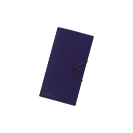 LIHIT LAB Smart Fit Carrying Pocket for Travel Paspoorthoesje Blauw