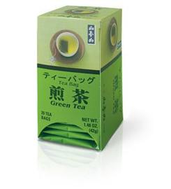 YAMAmotoYAMA Sencha Tea-Bag