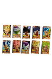 Dragon Ball Super  Chewing Gum 10pcs