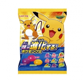 Pokemon Gummy Pikachu