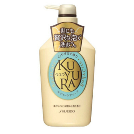 Kuyura body care SOAP revitalizing scent Ka SHISEIDO KUYURA 550ml