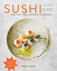 Sushi step-by-step