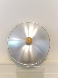Wokdeksel aluminium 35cm