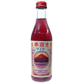 MT Fuji cider aka fuji grape 240ml