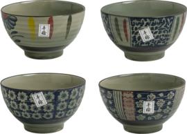 Bowls set 4pcs