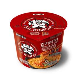 Paldo Mr. Kimchi Noodle Cup 110g