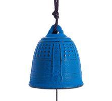 Iwachu Furin Feng Shui Bell Azul 5,5 cm
