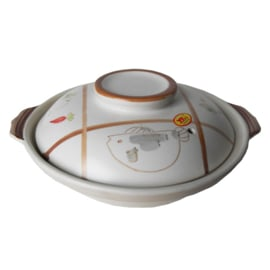 Japanese Hotpot Pan 24 cm