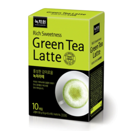 Green Tea Latte 10pcs