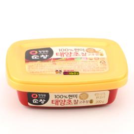 Korean Red Pepper Paste Extra Hot 200g