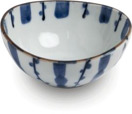 Kom patroon 2 - Ø16,8 cm | H9,4 cm