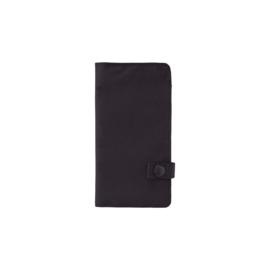 LIHIT LAB Smart Fit Slim Pen Wallet - Zwart