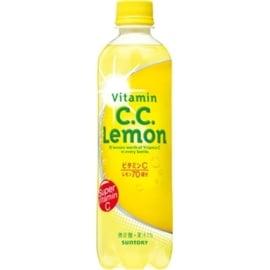 C.C. Lemon Suntory 500ml