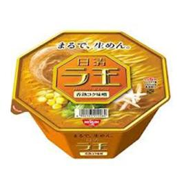 Raoh Kojuku Koku Miso Cup Noodle
