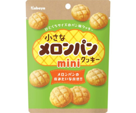 Melon pan  mini cookies from Kabaya 41g