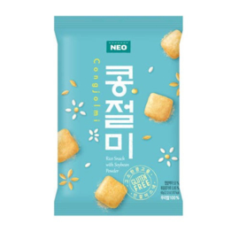 Korean Rice Snack With Soybean 60g