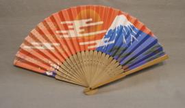 Waaier  Mount Fuji Sunset 21cm