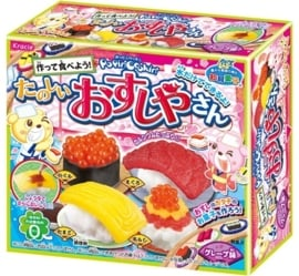 Popin Cookin sushi set